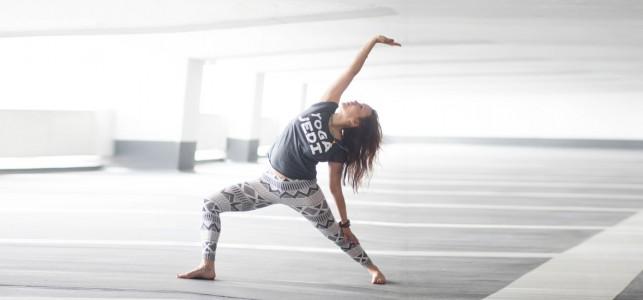Julie Meyer Christian Vinyasa Power Yoga Lehrerin in Hamburg
